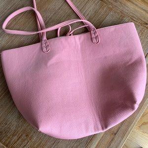 Pink BCBG Tote